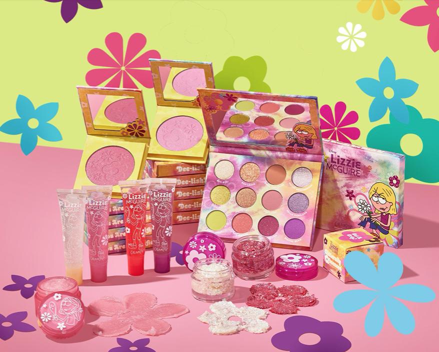 Colourpop X Lizzie McGuire Collection