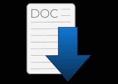 Perbedaan format doc dan docx