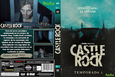 CARATULA CASTLE ROCK - 2018 [COVER-DVD]