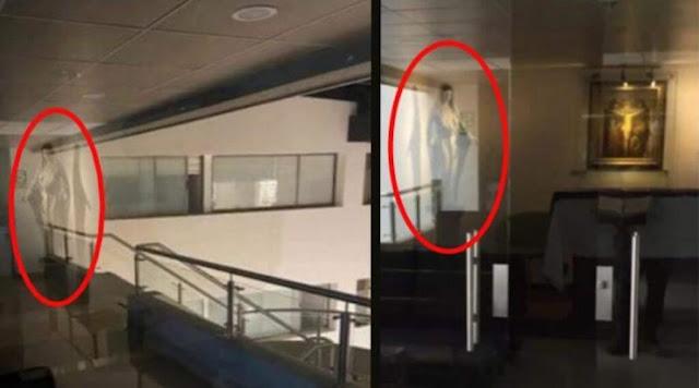 Penampakan Bunda Maria Kepada Pasien Covid-19 Di Rumah Sakit Kolombia