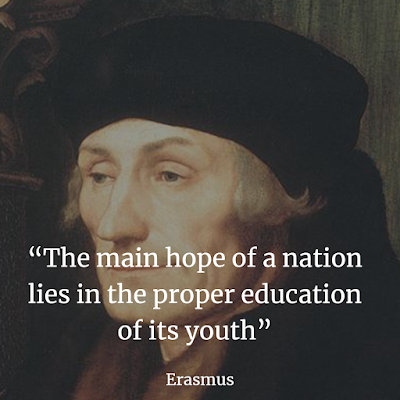 Best Erasmus quotes