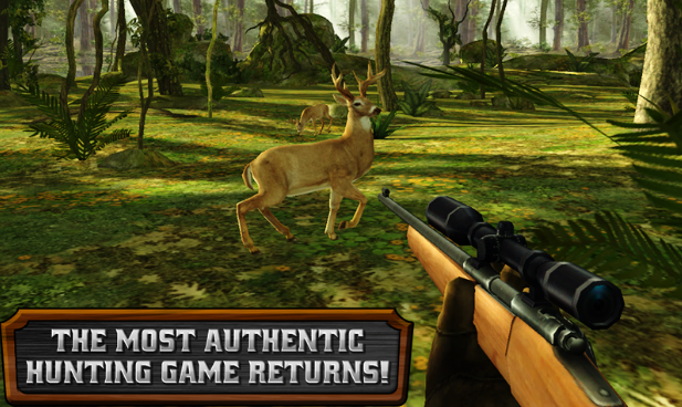 game deer hunter reloaded
