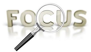 Bisnis, Info, Fokus