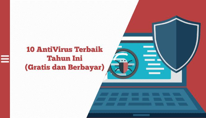 antivirus gratis terbaik