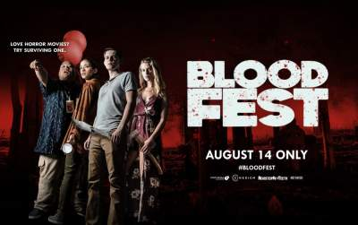 Blood Fest 2018 Dual Audio 480p Movie Hindi Dubbed HD