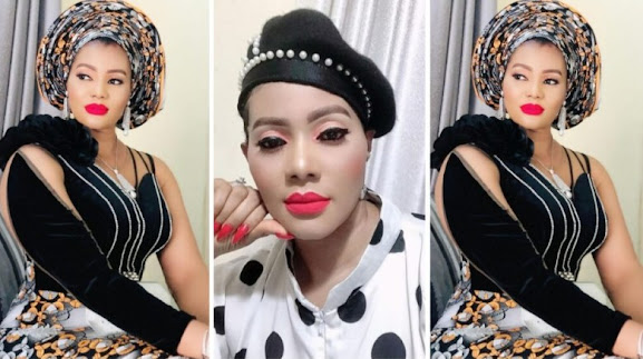 """""""Any Man That Can Control His S£xual Urge Has Solved 80% Of His Problems"""" — Actress, Nkiru Umeh"""