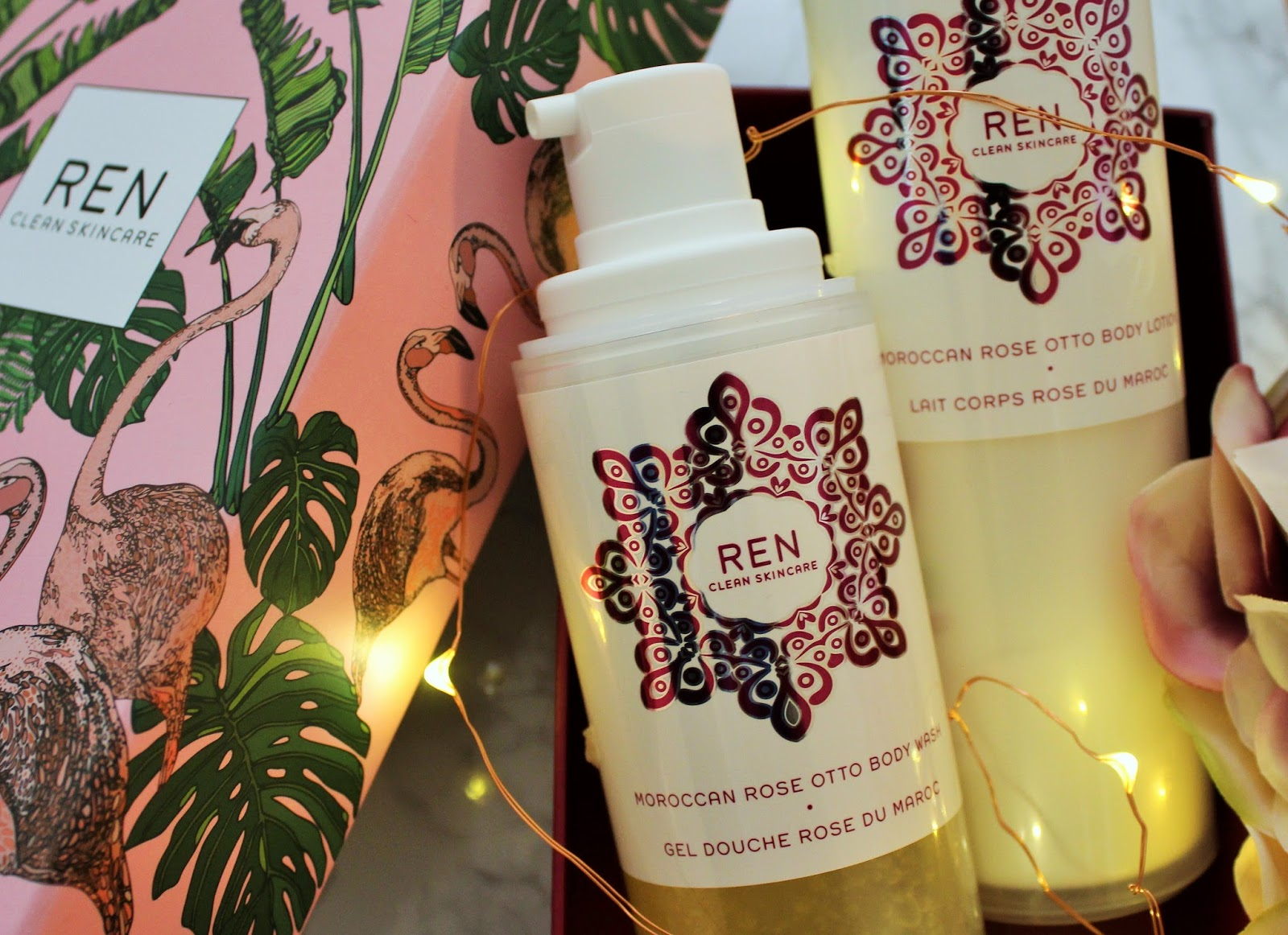 New In From Ren Clean Skincare - & Now To Sleep Pillow Spray Plus Christmas 2017 Gifts - 3