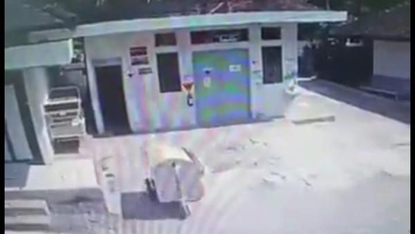 Fakta-fakta di Balik Video Gerobak Jalan Sendiri di RS Gunungkidul