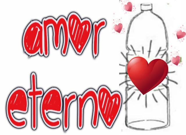 Magia Gitana: Botella del amor eterno