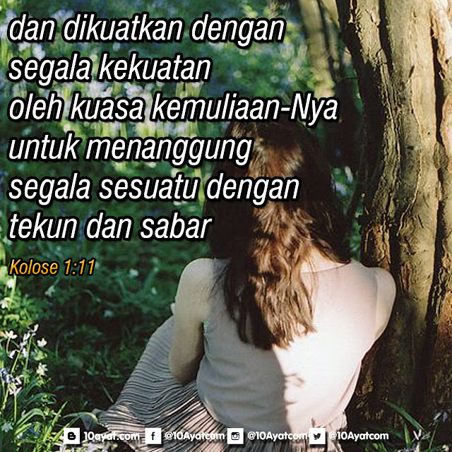 Kolose 1:11