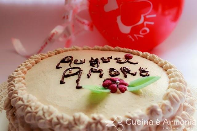 Preferenza Cucina è Armonia: Torta di compleanno al cacao e caffè Auguri  PF75