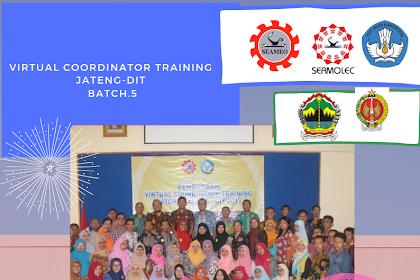 VCT Batch 5 Jateng dan DIY Virtual Coordinator Training