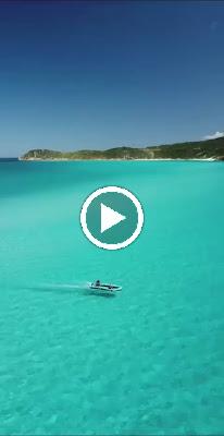Bora Bora, Maldivas? Não, é Arraial do Cabo 💙