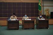 Sekda Sampaikan Rencana Pembentukan DOB Bogor Timur