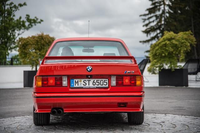 P90233609 highRes 30 χρόνια με BMW M3 – η ιστορία ενός εμβληματικού μοντέλου (Photos)