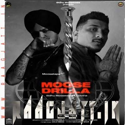 Moosedrilla by Sidhu Moose Wala, Divine lyrics