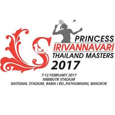Hasil Perempat Final Thailand Master GPG 2017 - Thailand Badminton Open - Thailand Turnamen Bulutangkis Terbuka