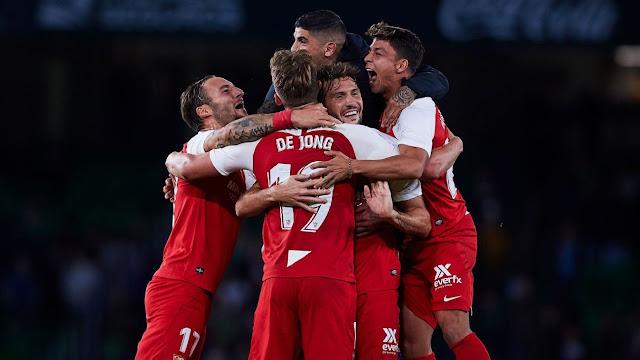 Crónica Real Betis 1 - Sevilla FC 2