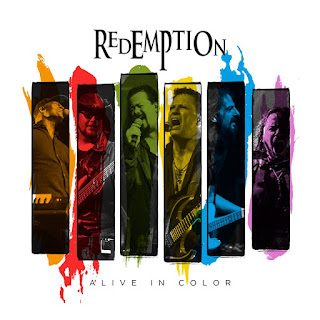 "Ο δίσκος των Redemption ""Alive in Color"""