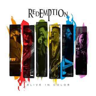 """Ο δίσκος των Redemption """"Alive in Color"""""""