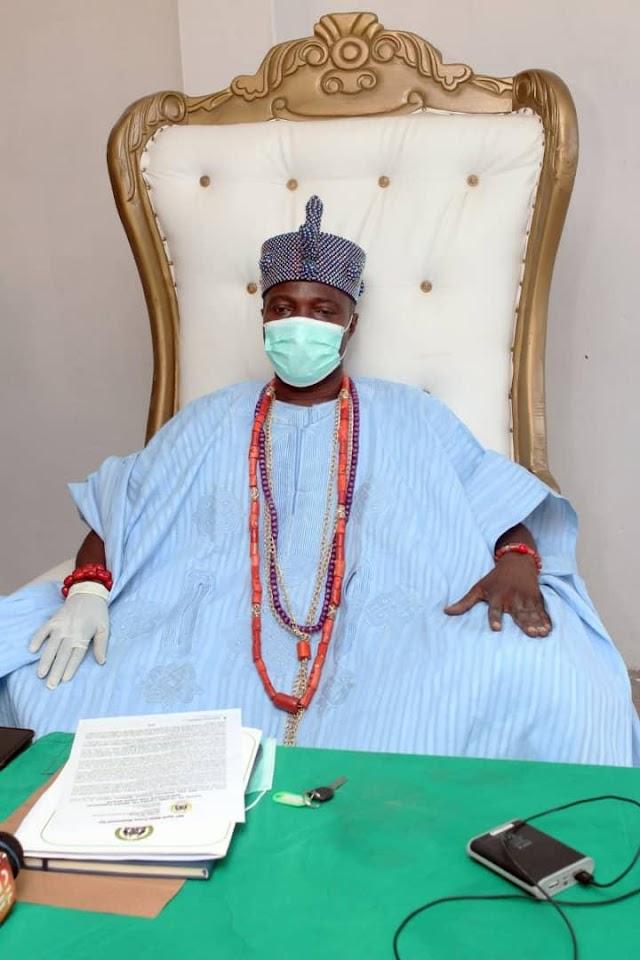 Olowu of Kuta tackles senate over Buratai, others
