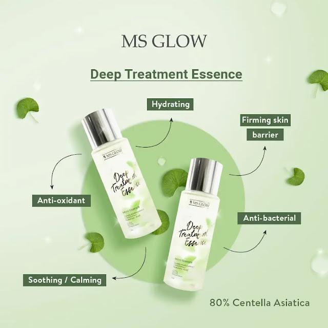 Manfaat MS Glow Deep Treatment Essence