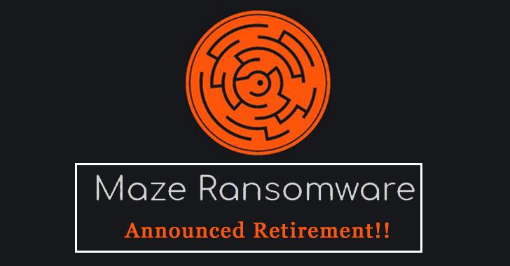Maze Ransomware Operators Shuts Down