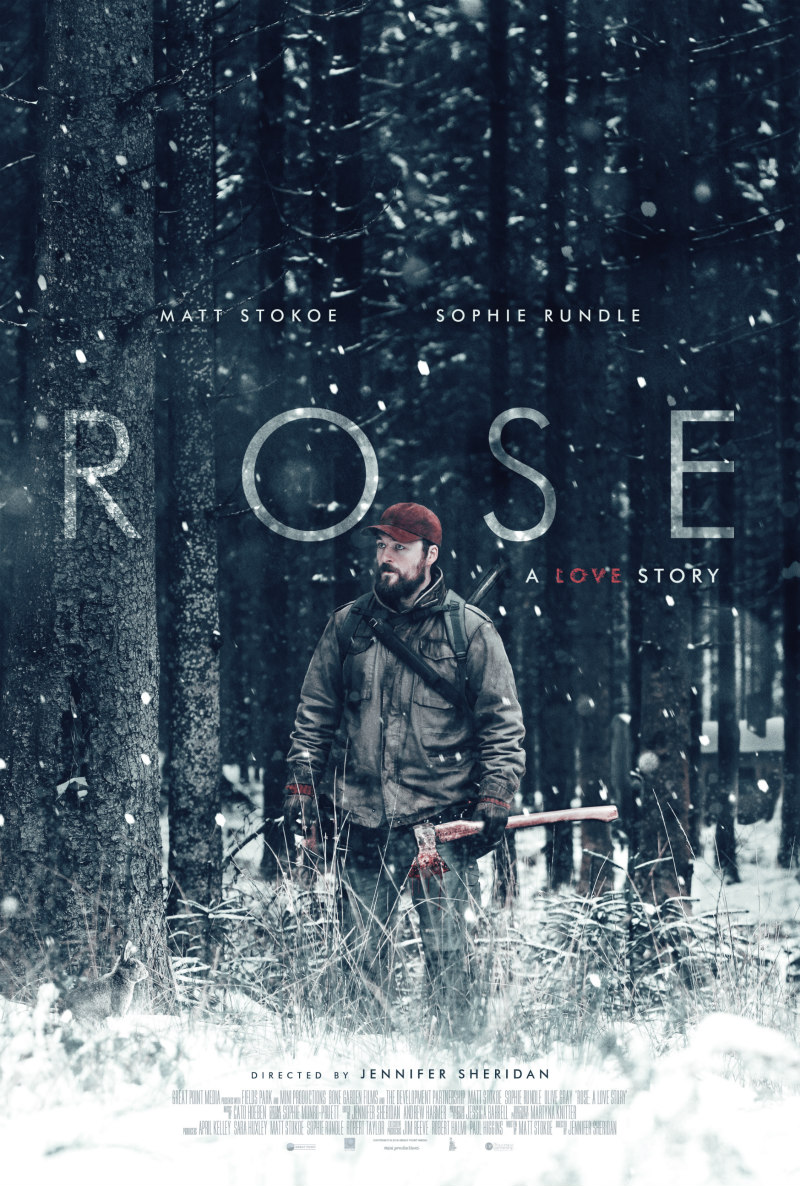 rose a love story poster