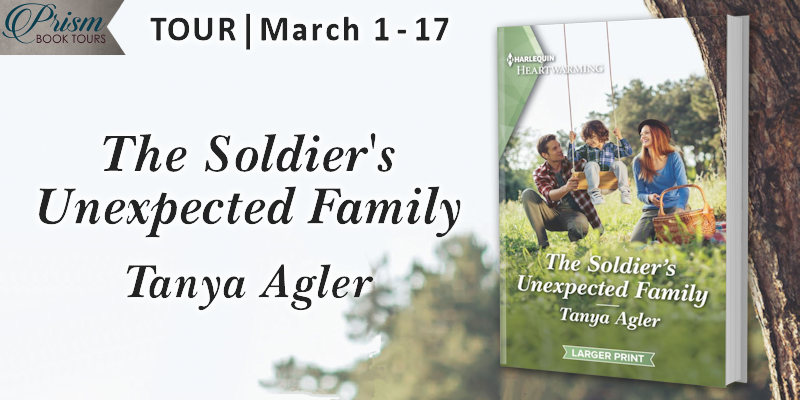 We're launching the Book and Bookstagram Tours for THE SOLDIER'S UNEXPECTED FAMILY by Tanya Agler!