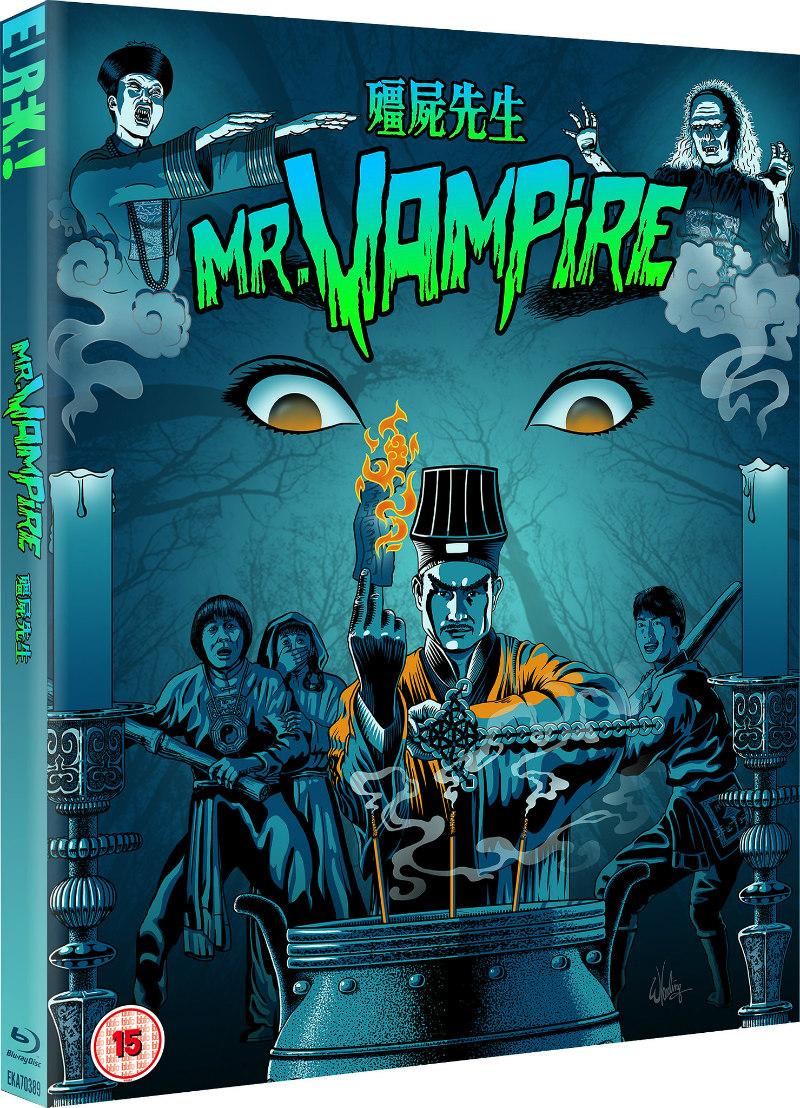 mr vampire bluray