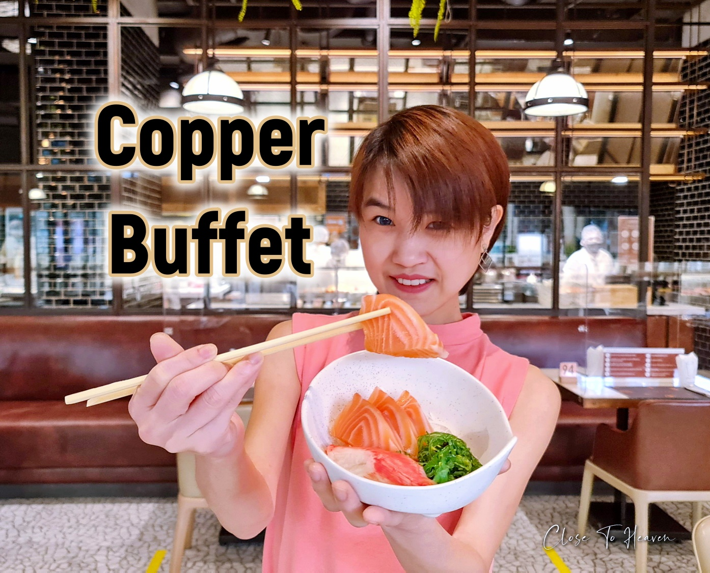 Copper Buffet เพิ่ม เมนูใหม่ ในไลน์บุฟเฟ่ต์ 2021