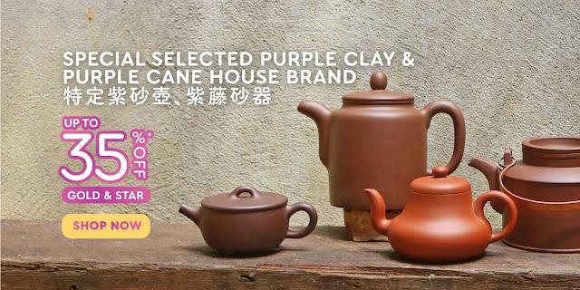 Purple Cane Member Day Sale ShopeePay Penang Blogger Blog KOL Influencer