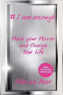 I Am Enough: Mark Your Mirror and Change Your Life by Marisa Peer