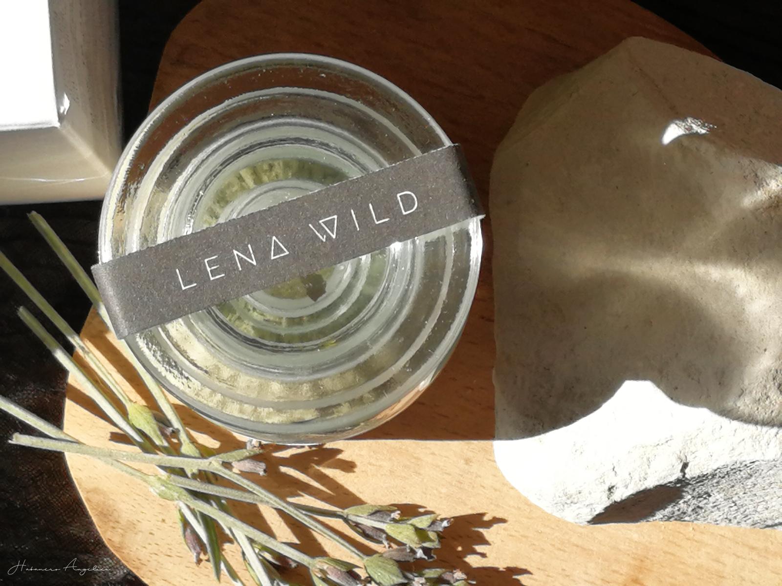 Lena wild maschera viso