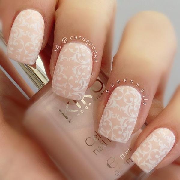 Bridal Nail Ideas!