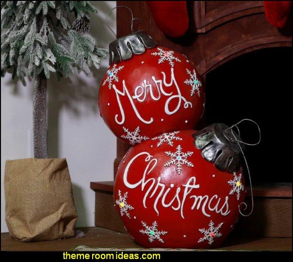 Christmas Ball Ornament christmas decorations christmas decor
