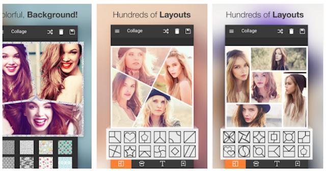 تحميل برنامج مؤثرات الصور اندرويد PhotoCollage android