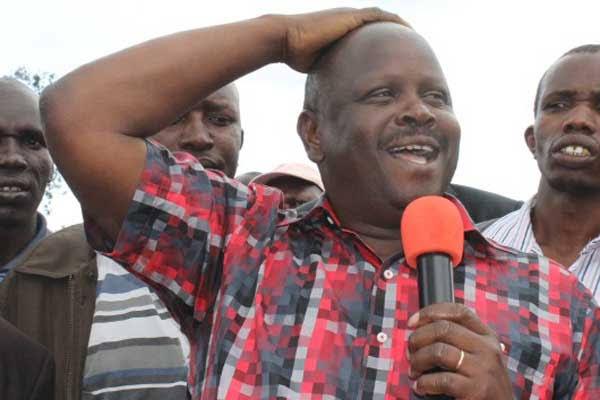Isaac Ruto refuses CAS job