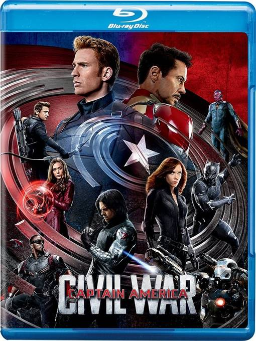 Download Captain America Civil War Bluray 1080p : download, captain, america, civil, bluray, 1080p, Captain, America:, Civil, (2016), BluRay, Audio, [English, Hindi, Movie, Download