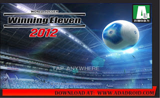 Winning Eleven 2012 Mod Apk 2020 Winter Transfer Update