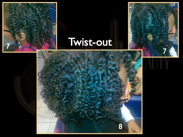 Twist-out