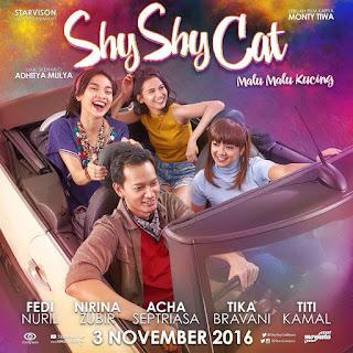 Shy Shy Cat ( 2016 )