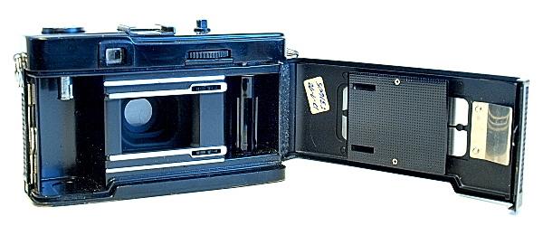 Olympus Trip 35, Film box