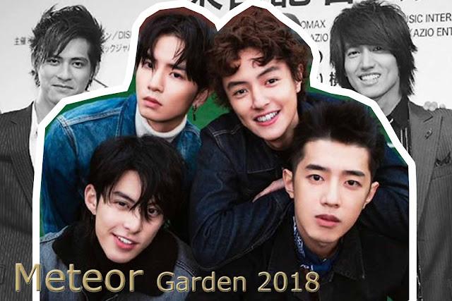 Drama Cina Meteor Garden 2018