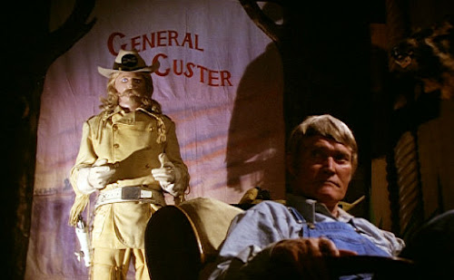 Chuck Connors as Slausen in Tourist Trap (1979)