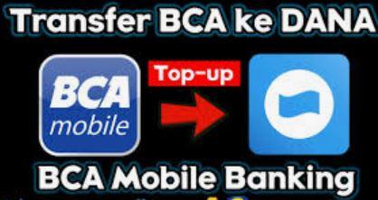 cara transfer dana dari bca mobile