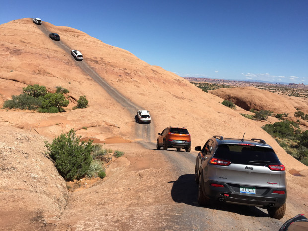 Jeep Cherokee Adventure