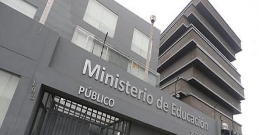MINEDU publicó los Requisitos para el traslado de estudiantes de colegios particulares a colegios públicos (8 al 22 de Mayo) R. M. N° 178-2020-MINEDU