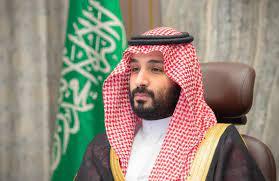 """تلقى ولي العهد السعودي لقاح """"كوفيد 19"""""""