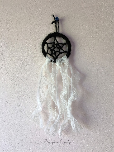 DIY Dreamcatcher Using a Bangle